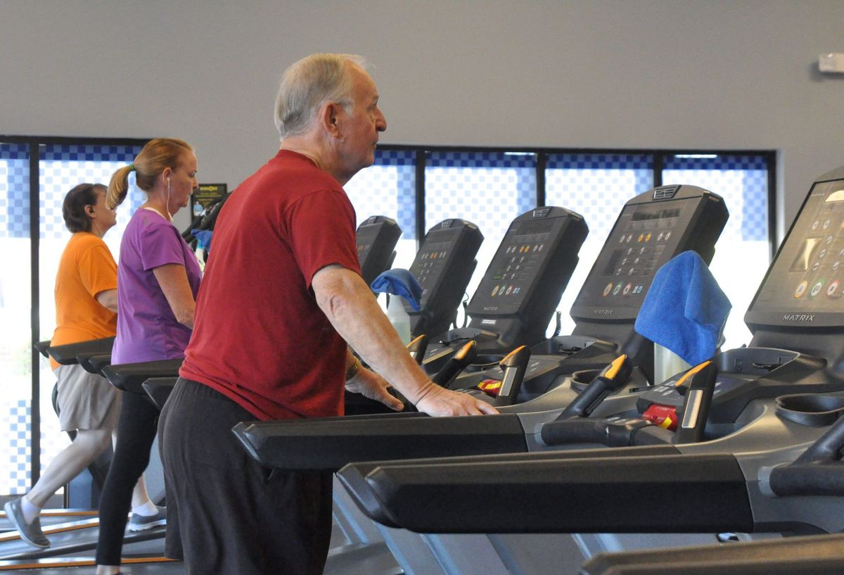 Gym program aims to save veterans 39 lives workout anytime for Summerville gyms