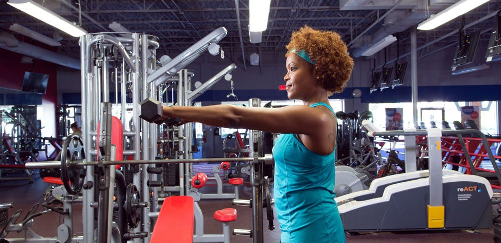 can you lose weight by using a cross trainer