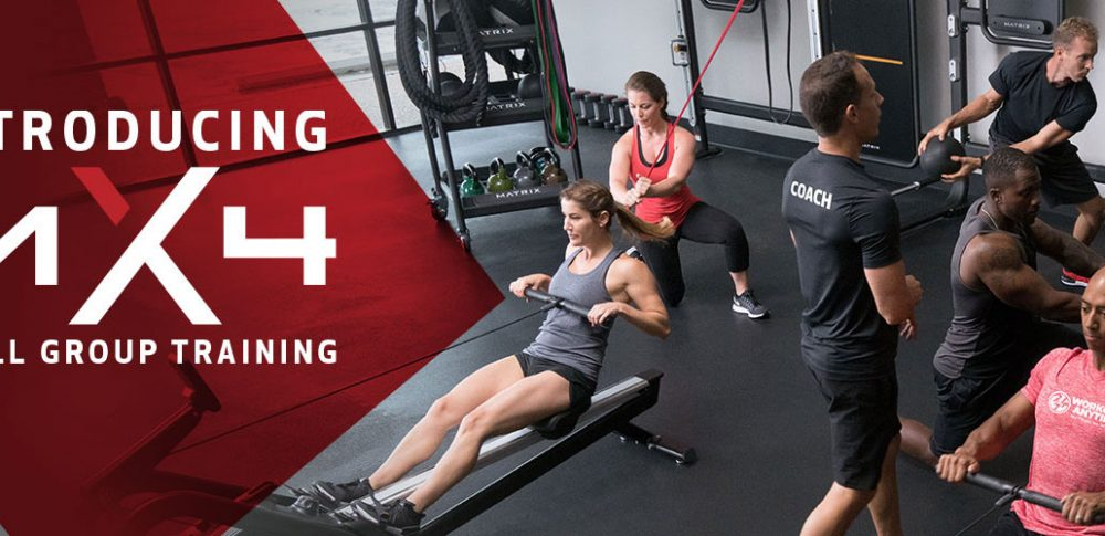 Workout Anytime MX4 Small Group Training