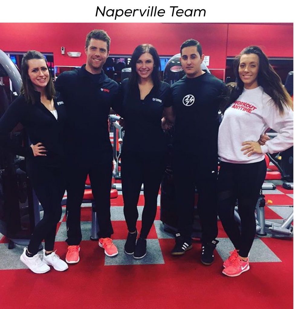 Our Team | Workout Anytime Naperville South