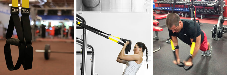 Workout Anytime TRX