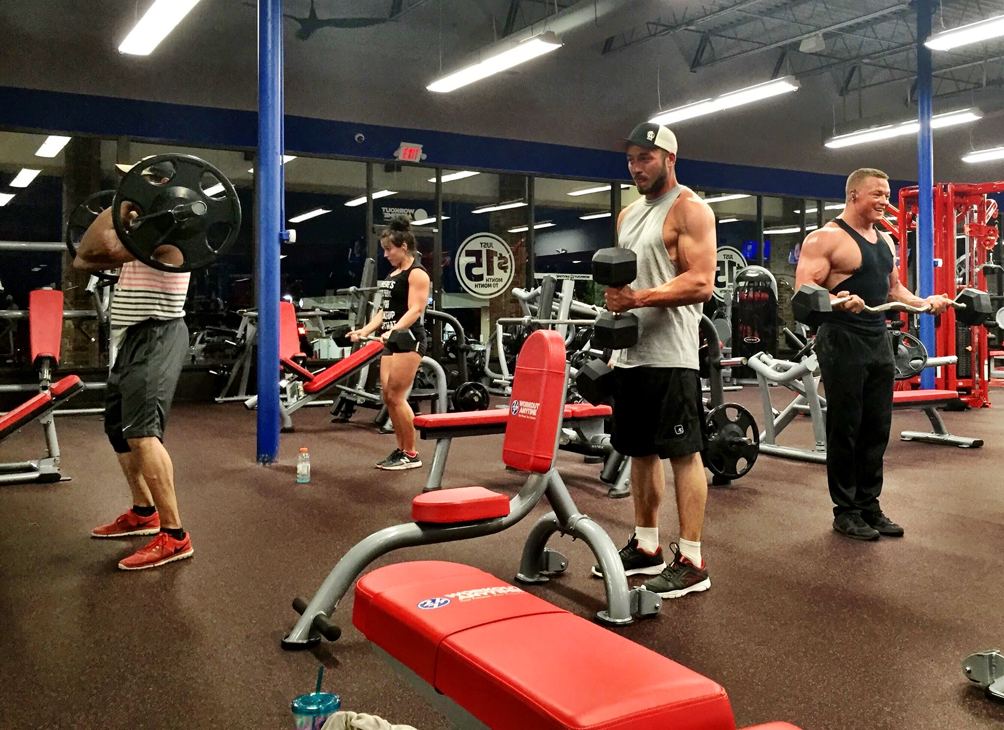 Workout Anytime Will Open First Texas Franchise In Collin