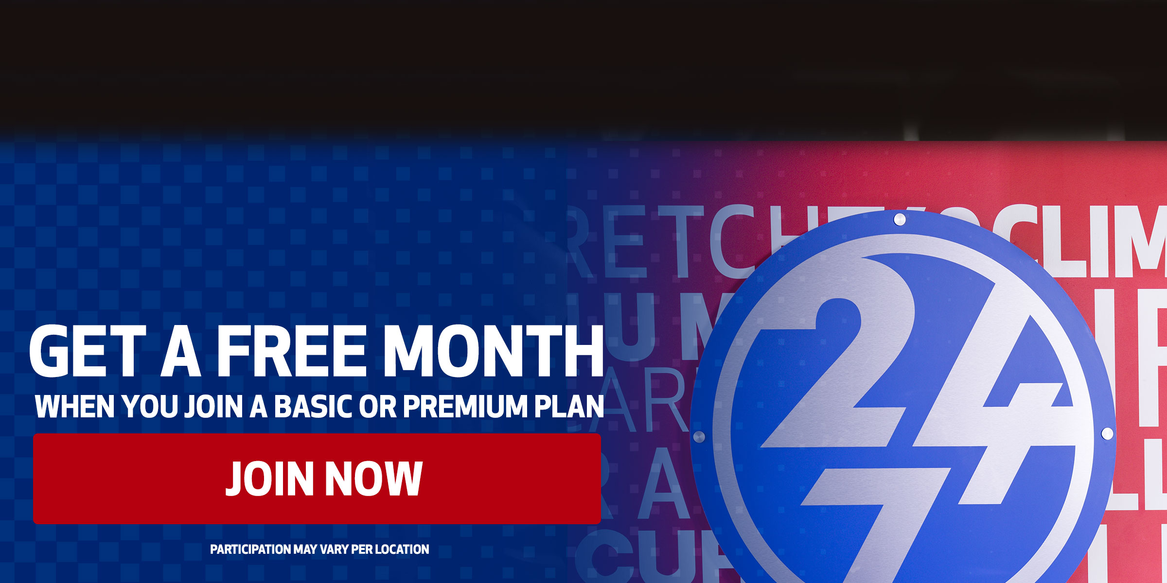 Get a FREE Month when you join a Basic or Premium Plan