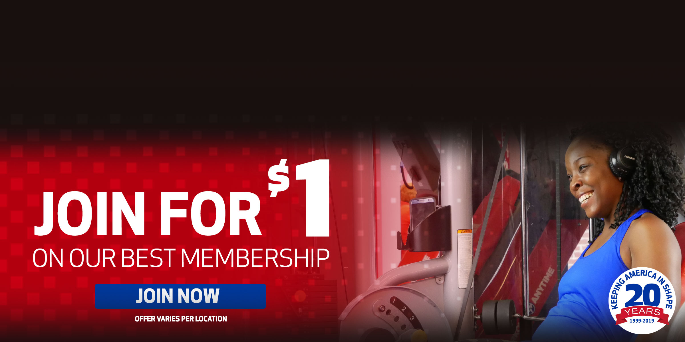 Join for $1 on Our Best Membership