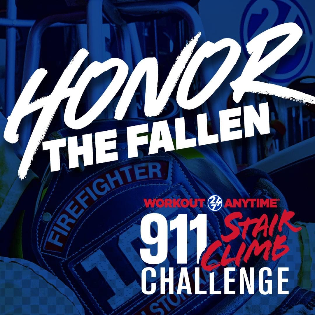 9-11 Event at Crossville gym